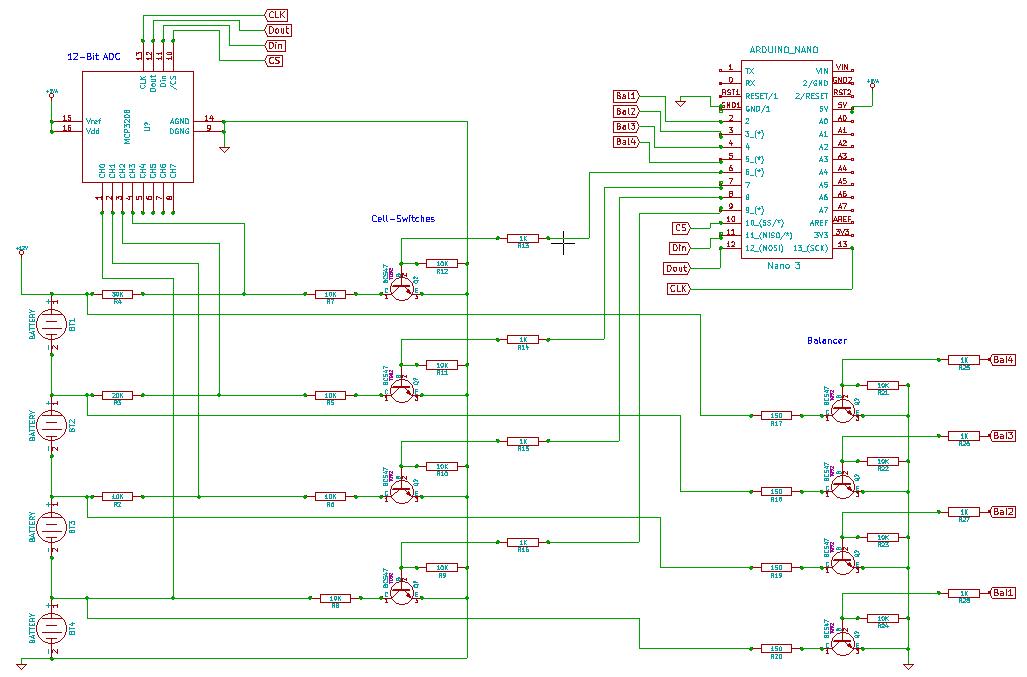 Balancer-Modul mit Einzelzell-Überwachung - Forum - Open Source ...